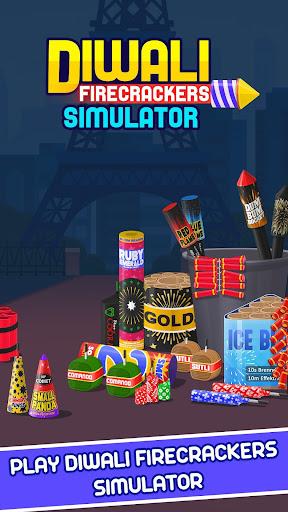 Diwali Firecrackers Simulator- Diwali Games  screenshots 1