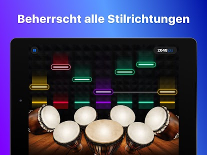 Drums - echte Drum-Set-Spiele Screenshot