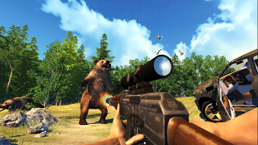 Hunting Simulator 4x4 1.24 Screenshots 10
