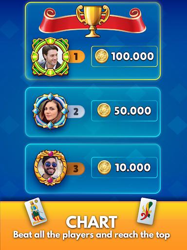 Scopa - Free Italian Card Game Online  screenshots 8