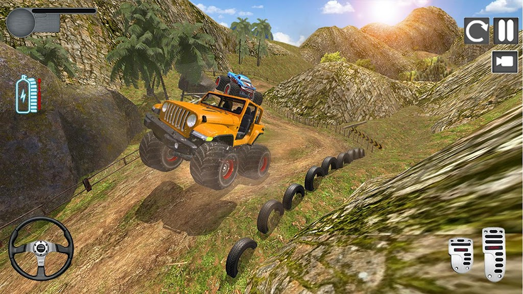 Monster Truck Off Road Racing 2020: Offroad Games  poster 5