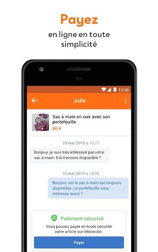 leboncoin, petites annonces 5.10.5.0 screenshots 5