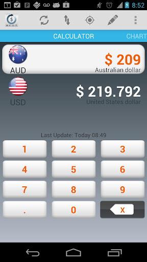 Currency Converter - Exchange  screenshots 1
