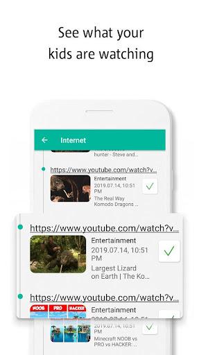 Safe Lagoon ud83dudc20 Parental Control & Location Tracker  Screenshots 4