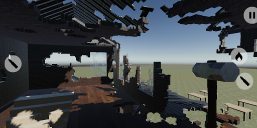 Building Destruction Prototype  screenshots 4