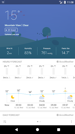 Weather Mate (Weather M8) 1.6.7 Screenshots 2