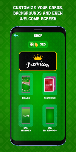 Classic Solitaire - Without Ads 2.2.21 screenshots 5