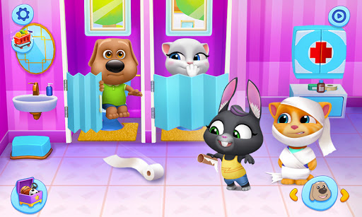 My Talking Tom Friends 1.3.1.2 screenshots 2