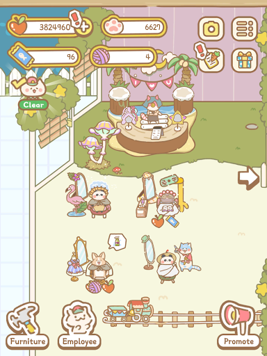 Cat Spa screenshots 12