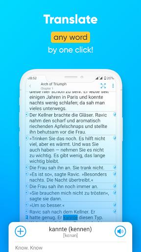Download APK: Smart Book – Parallel translation of books v2.7 [Premium]