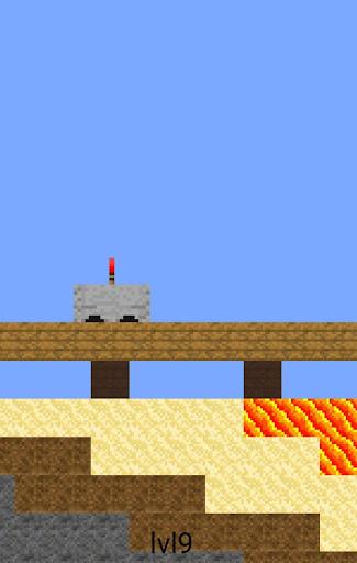 Noob Torch Flip 2D Apkfinish screenshots 2