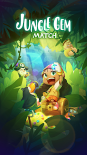 JungleGem Match : PvP Match3