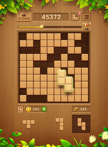 Wood Block Puzzle - Free Classic Block Puzzle Game 2.1.0 screenshots 21