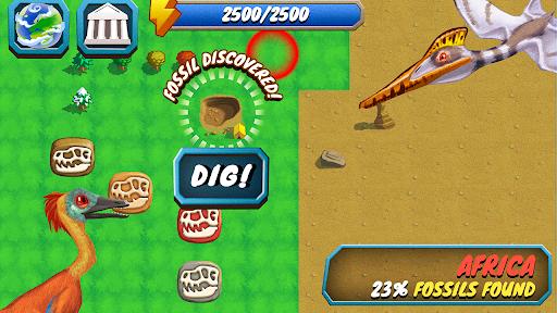 Dino Quest - Dig & Discover Dinosaur Fossil & Bone 1.8.1 screenshots 6