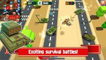 War Boxes Tank Strike