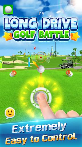 Long Drive : Golf Battle 1.0.30 screenshots 1