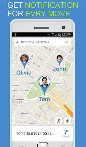 OneLocator: Phone Tracker By Number 5.81 Screenshots 3