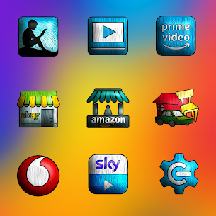 Painting 3D – Icon Pack APK [PAID] Download Latest Version 6