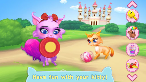 ud83dudc31ud83dudc31Princess Royal Cats - My Pocket Pets 2.2.5038 screenshots 3