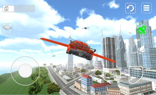 Flying Car 3D 2.7 Screenshots 2