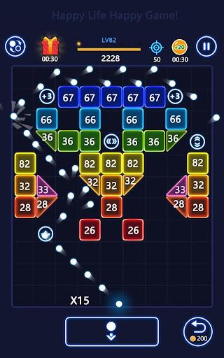 Brick Ball Fun-Crush blocks 3.3 screenshots 6