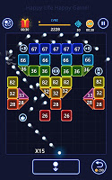 Brick Ball Fun-Crush blocks