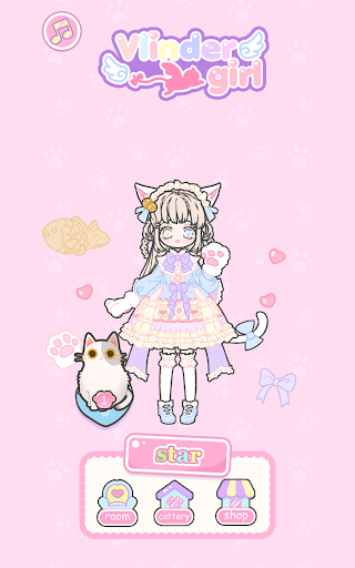 Vlinder Girl - Dress up Games , Avatar Creator  screenshots 8