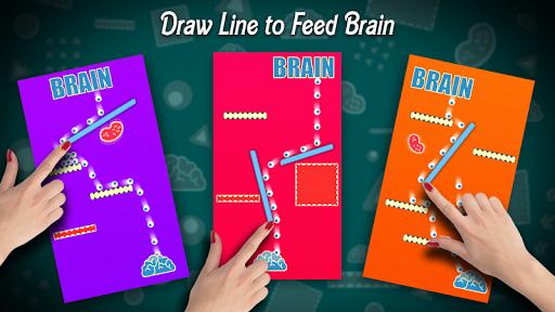brain cells - physics puzzles screenshot 1