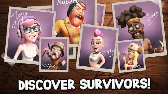 Survival City – Zombie Base Build and Defend 3