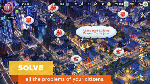 SimCity BuildIt goodtube screenshots 4