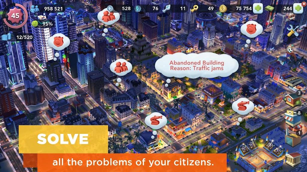 SimCity BuildIt  poster 3