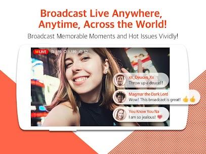 Mobizen Live Stream for YouTube – live streaming Mod 1.2.15.9 Apk (Unlocked) 5