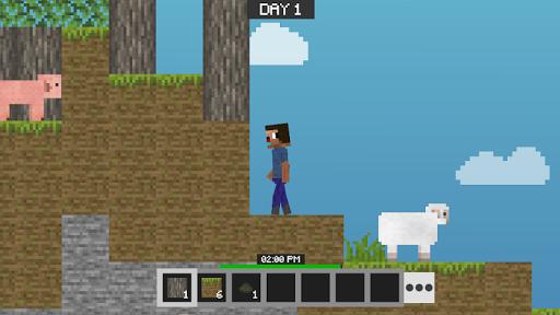 Stickman vs Multicraft: Noob Survival modavailable screenshots 4