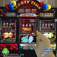 PartyTime Arena UK Slot (Community)