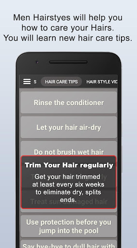 Boys Men Hairstyles and boys Hair cuts 2021 apktram screenshots 14