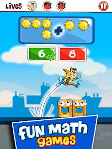 Monster Numbers Full Version: Math games for kidsのおすすめ画像1