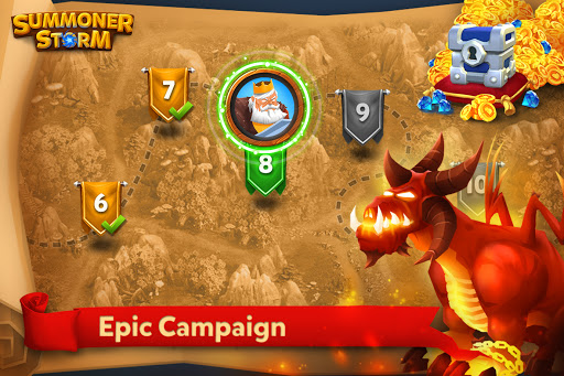 Summoner Storm: Wizard Kingdoms 1.1.18 screenshots 3