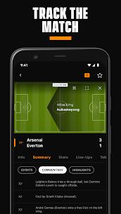 LiveScore: Live Sports Scores 4.3 MOD APK [UNLOCKED] 2