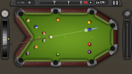 Billiards World - 8 ball pool modavailable screenshots 8