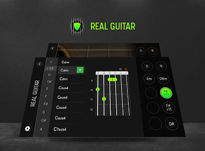 Real Guitar - Solo, Tabs and Chords Screenshot