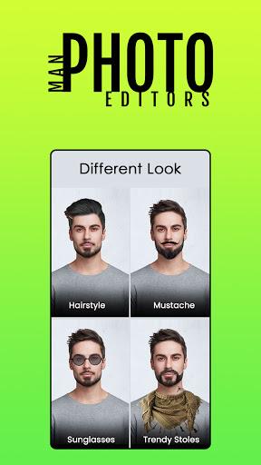 Man Photo Editor & Men HairStyle, Suits  screenshots 8