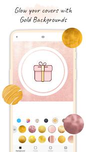 Highlight Cover Maker for Instagram – StoryLight 7.1.6 Apk 3