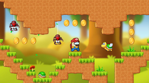 Super Bobby's World - Free Run Game apktreat screenshots 1