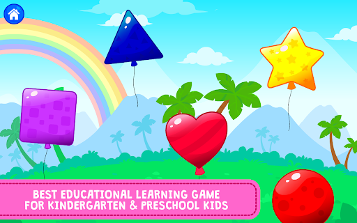 Balloon Pop : Preschool Toddlers Games for kids apkdebit screenshots 10