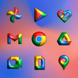 Pixly Limitless 3D APK- Icon Pack (PAID) Download Latest 4