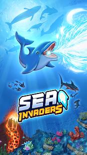 Sea Invaders Galaxy Shooter - Shoot 'em up!