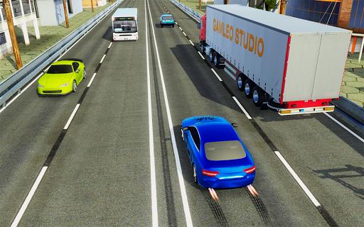 Extreme Highway Traffic Car Race  screenshots 2