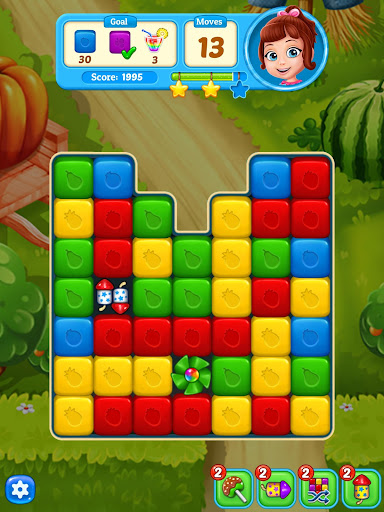 Fruit Cube Blast modavailable screenshots 14