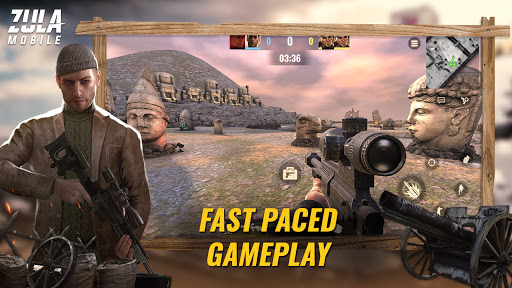 Zula Mobile: Gallipoli Season: Multiplayer FPS  screenshots 13