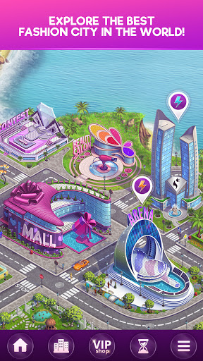 Lady Popular: Fashion Arena 99 screenshots 11